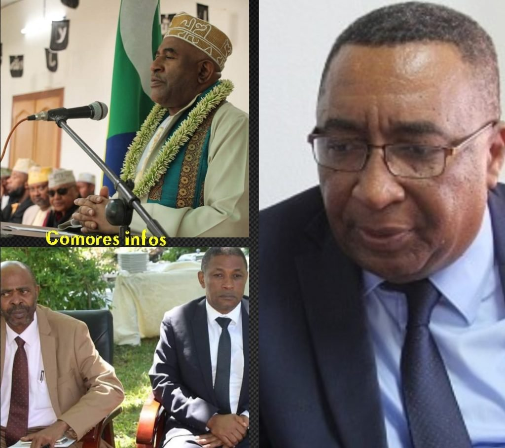 Défection du VP Djaffar : un crash politique | Comores Infos