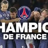PSG champion 2013