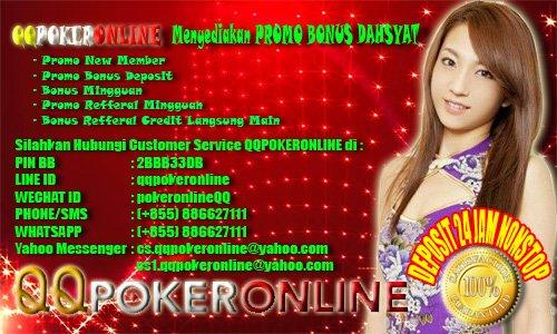 Promo Bonus Live Poker Domino Ceme Online Qqpokeronline S Blog