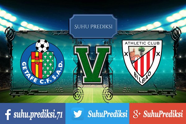 Prediksi Bola Getafe Vs Athletic Bilbao 20 January 2018