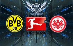 Prediksi Borussia Dortmund vs Eintracht Frankfurt 13 Desembe
