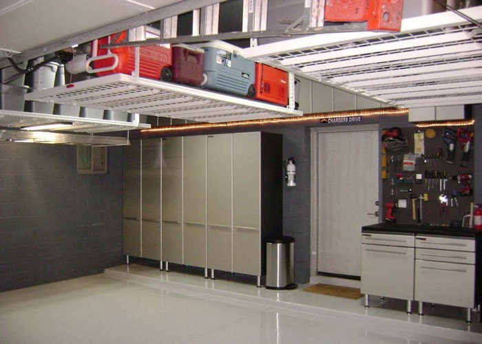 The Importance Of A Garage Cabinet