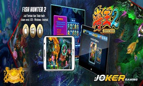 Game Tembak Ikan Joker123 Online
