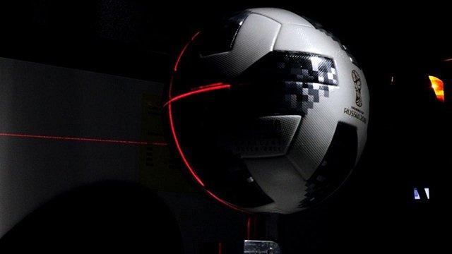Melihat Penampilan Bola Resmi Piala Dunia 2018 Lebih Dekat