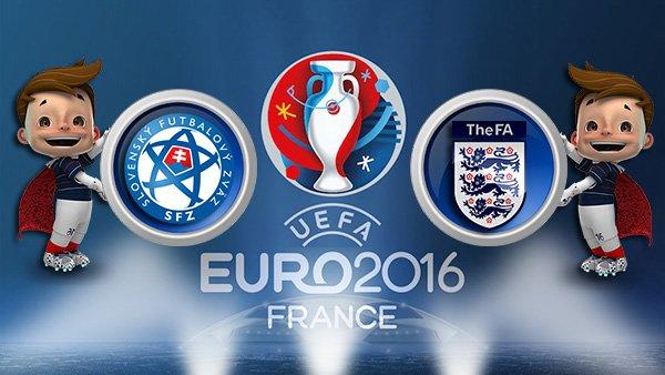 Prediksi Slowakia vs Inggris 21 Juni 2016