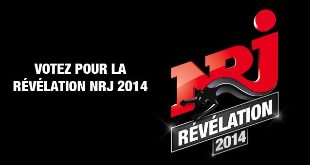 Votez pour Jeff Arckley  la Révélation NRJ 2014