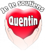 Soutiens à Quentin