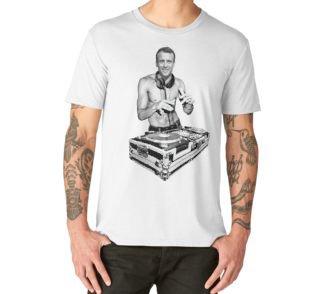 'Dj' T-shirt premium homme by Ali-87