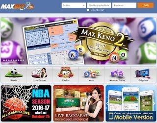 Cara Menang Judi Online: Situs Game Judi Number Of Game MAXBET Uang Asli Android
