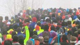 Le beau succès du trail de Rouge-Gazon (Vosges) - France 3 Lorraine