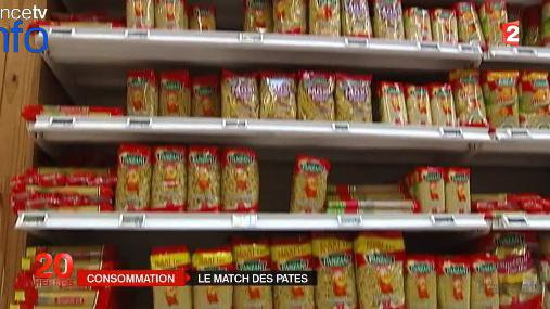 Les secrets de fabrication des pâtes