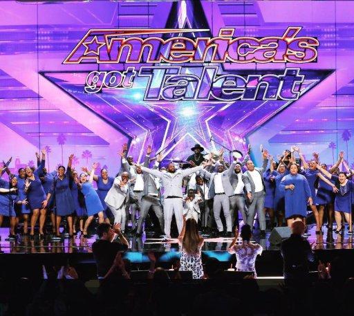 Greater Works: EPIC Gospel Choir Makes Howie Mandel Accept JESUS!? America's Got Talent