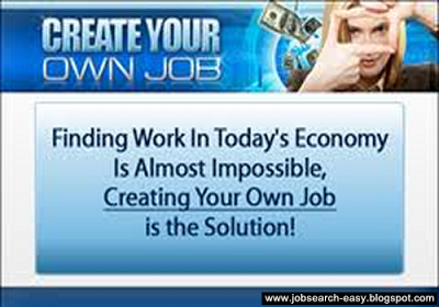 How to Create Your Own Job | Job Search Easy