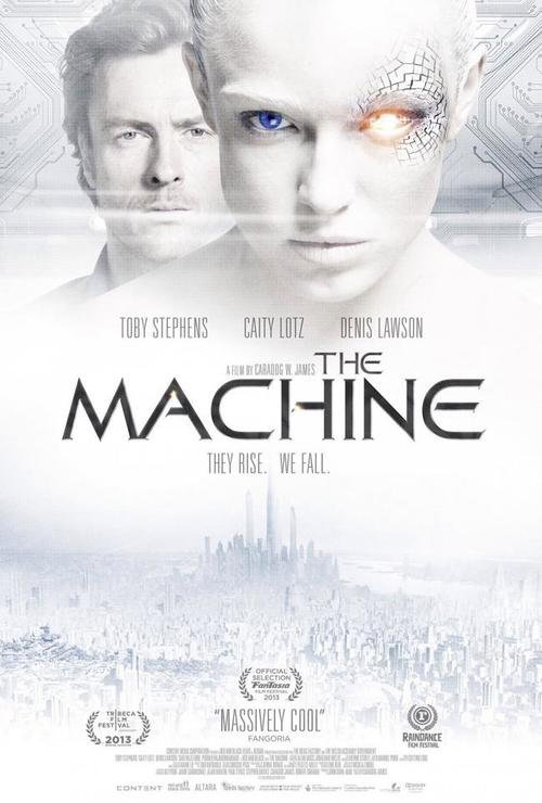 "Bonsoir à l'honneur : "" The Machine """