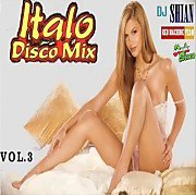 ItaloDisco Mix vol 3 Dj Shian mix(Red Machine ) 2015