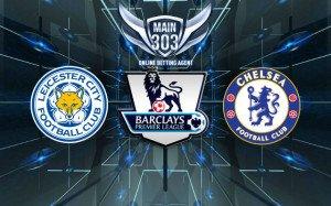 Prediksi Leicester City vs Chelsea 15 Desember 2015