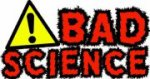 Bad science label music