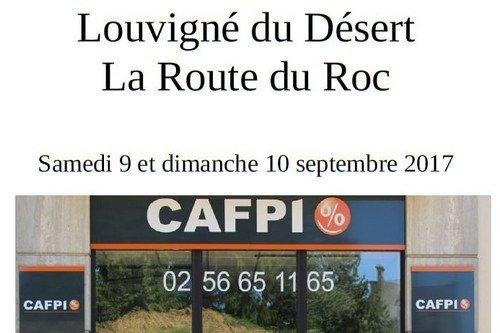 Route Du Roc 9 et 10 septembre 2017 Classement course cycliste. VCS Lo