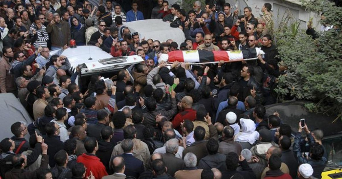 Egypt: Protesters Killed Marking Revolution   Human Rights Watch