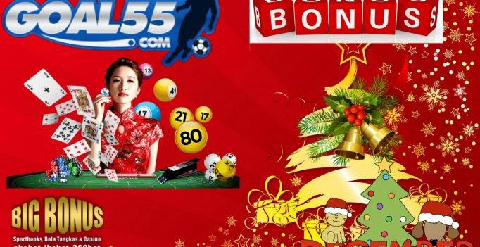 Situs Judi Online Bonus Terbaru Bulan Natal