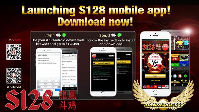 Bermain Judi Sabung Ayam Online S128 Dengan Smartphone