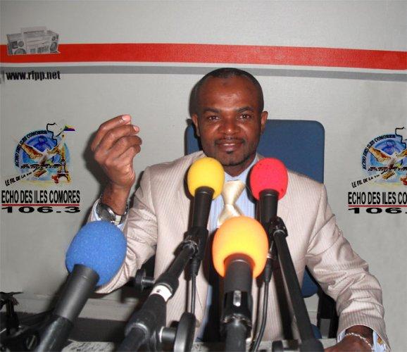 Emission De La Communauté Echo Des Iles Comores