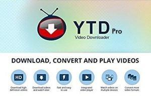 YTD Video Downloader Pro 5.8.7 Crack with License Key Free Download