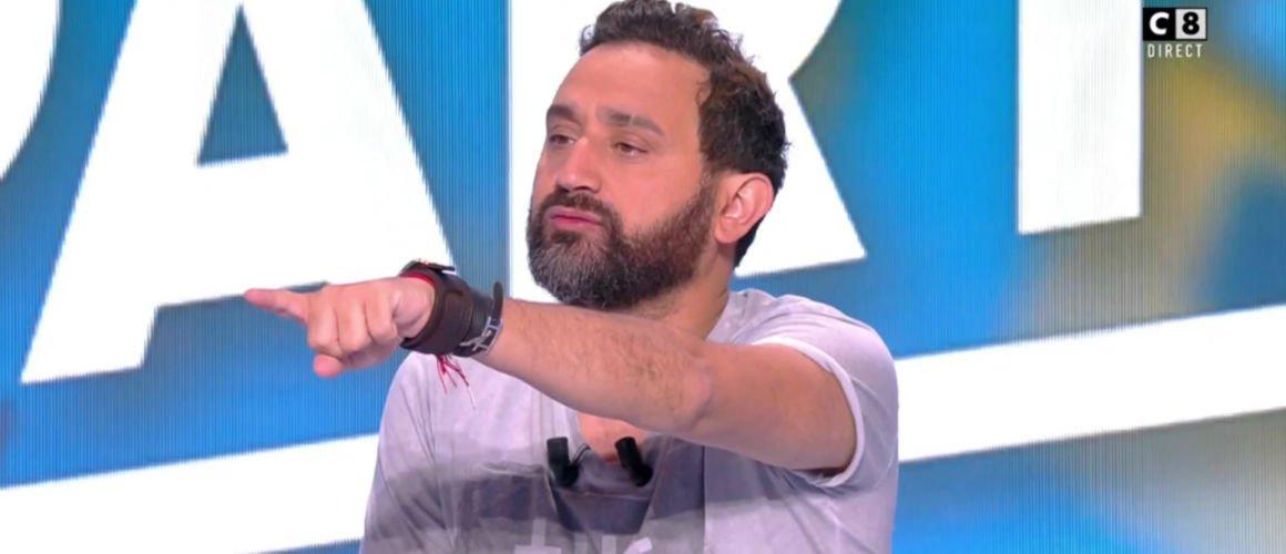"""Cyril Hanouna : """"Je suis un peu soupe au lait, c'est vrai. Mais mes équipes ont le droit de me critiquer"""""""