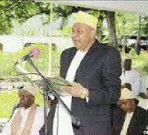 Un ancien Président de la Cour Constitutionnelle décédé