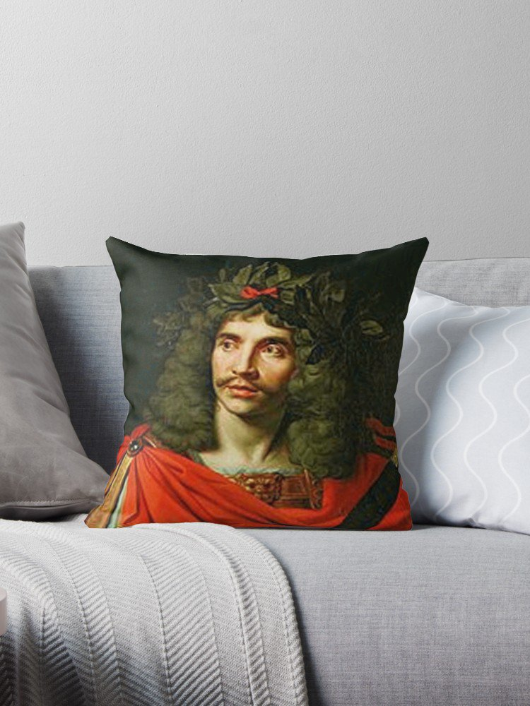 Coussin moliere