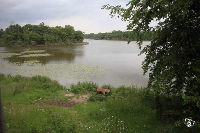 Gte de pche, nature, vacance, week end Locations de vacances Indre - leboncoin.fr