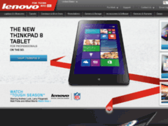 Lenovo : PC, portables, netbooks, ordinateurs de bureau et accessoires