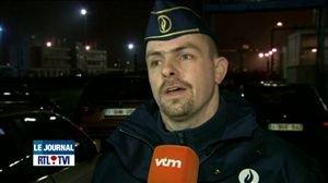 Zeebruges: un minibus est tombé à l'eau hier soir ! - Vidéo - RTL Vidéos