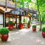 Hôtel Diane | Accueil Hôtels Amnéville