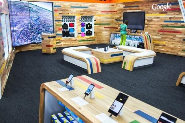 Google : première boutique physique en Allemagne, bientôt la France ?