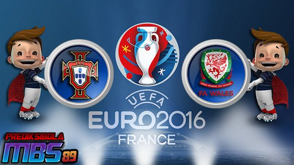 Prediksi Portugal vs Wales 07 Juli 2016