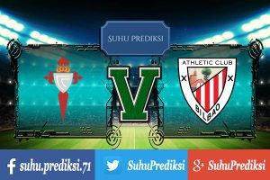 Prediksi Bola Celta De Vigo Vs Athletic Bilbao 1 Mei 2017