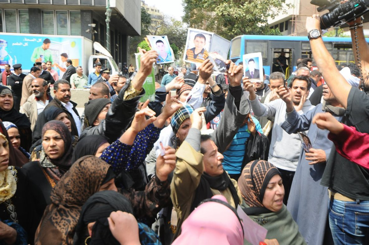 Enforced disappearances in Egypt still on the rise as world marks day of solidarity with victims - Daily News Egypt