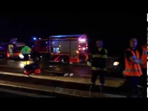 Allemagne: 9 morts et des dizaines de blessés dans un accident de bus