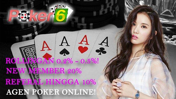 Agen Judi Poker Online Deposit 10rb Indonesia
