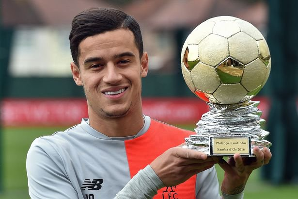 PSG rival Barcelona for £87M Liverpool ace Coutinho - Daily Soccer News