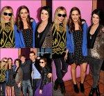 18 mars 2012 - Gillian était présente au 90210 Season 4 Wrap Party, en compagnie de ces co-stars. Flop pour le pull !