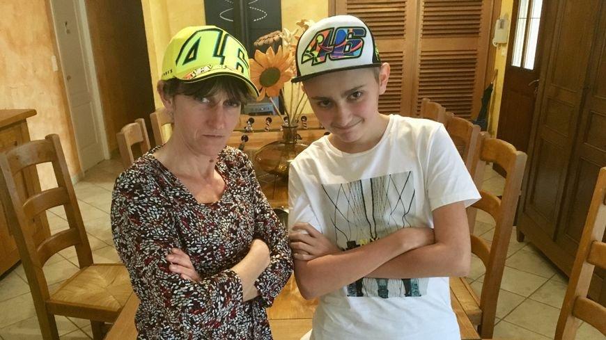 A 12 ans, un jeune Landais se bat contre un cancer du sang
