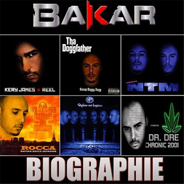 Clip Bakar Biographie