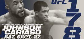 UFC 178: Johnson vs Cariaso Live Streaming Watch PPV Online