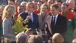 Un petit chêne pour le bébé de Nicolas et Carla Sarkozy