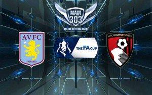 Prediksi Aston Villa vs AFC Bournemouth 25 Januari 2015 FA C