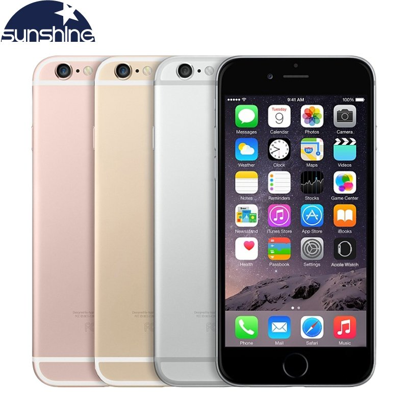 US $328.25 Original Unlocked Apple iPhone 6s 4G LTE Mobile phone 4.7'' 12.0MP IOS 9 Dual Core 2GB RAM 16/64GB ROM Smartphone-in Mobile Phones from Cellphones & Telecommunications on Aliexpress.com | A...