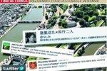 Namur: les fans du Tour de France craquent pour la Citadelle