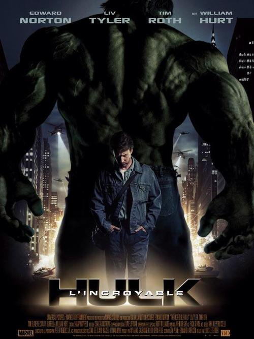 "Bonsoir à l'honneur : "" L'incroyable Hulk """